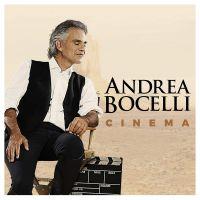 Cover Andrea Bocelli - Cinema