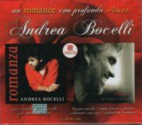 Cover Andrea Bocelli - Un romance con profundo amor