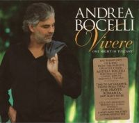 Cover Andrea Bocelli - Vivere - One Night In Tuscany