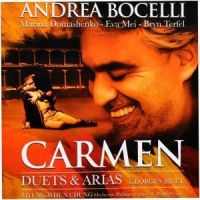 Cover Andrea Bocelli / Marina Domashenko / Eva Mei / Bryn Terfel - Carmen - Duets & Arias
