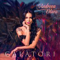 Cover Andreea Olaru - Călători
