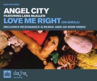 Cover Angel City feat. Lara McAllen - Love Me Right (Oh Sheila)