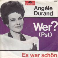 Cover Angèle Durand - Wer