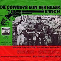 Cover Angèle Durand und die Nilsen Brothers - Die Cowboys von der Silver Ranch
