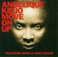 Cover Angélique Kidjo feat. Bono & John Legend - Move On Up
