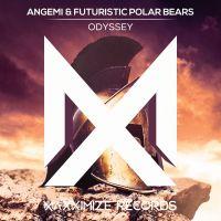 Cover Angemi & Futuristic Polar Bears - Odyssey