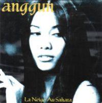 Cover Anggun - La neige au Sahara
