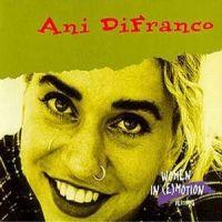 Cover Ani DiFranco - Women In (E)motion