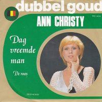 Cover Ann Christy - De roos
