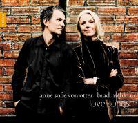 Cover Anne Sofie von Otter / Brad Mehldau - Love Songs
