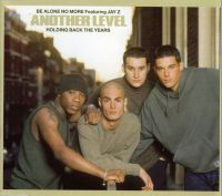 Cover Another Level feat. Jay-Z - Be Alone No More