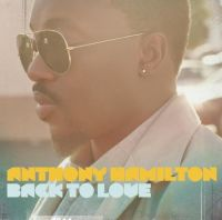 Cover Anthony Hamilton - Back To Love