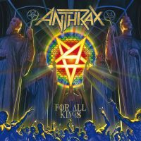 Cover Anthrax - For All Kings