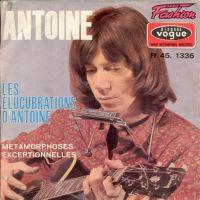 Cover Antoine - Les élucubrations d'Antoine