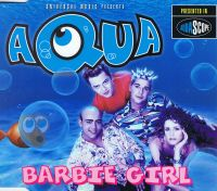 Cover Aqua - Barbie Girl