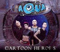 Cover Aqua - Cartoon Heroes