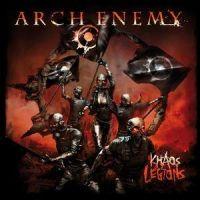 Cover Arch Enemy - Khaos Legions