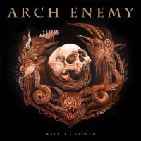 Cover Arch Enemy - Will To Power