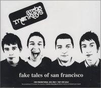 Cover Arctic Monkeys - Fake Tales Of San Francisco