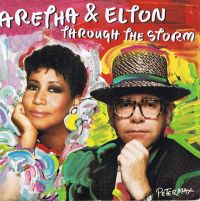 Cover Aretha & Elton - Through The Storm