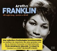 Cover Aretha Franklin - All Night Long - Just For A Thrill