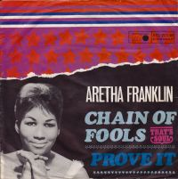 Cover Aretha Franklin - Chain Of Fools