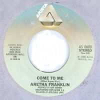 Cover Aretha Franklin - Come To Me