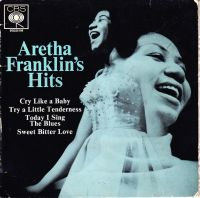 Cover Aretha Franklin - Cry Like A Baby