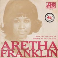 Cover Aretha Franklin - Share Your Love With Me