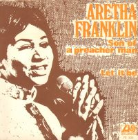 Cover Aretha Franklin - Son Of A Preacher Man