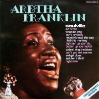 Cover Aretha Franklin - Soulville