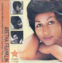 Cover Aretha Franklin - Stars Vintage: Aretha Franklin