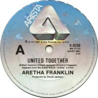 Cover Aretha Franklin - United Together