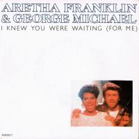 Cover Aretha Franklin & George Michael - I Knew You Were Waiting (For Me)