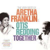 Cover Aretha Franklin & Otis Redding - The Very Best Of Aretha Franklin & Otis Redding Together