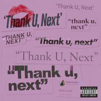 Cover Ariana Grande - Thank U, Next