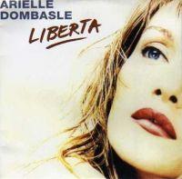Cover Arielle Dombasle - Liberta