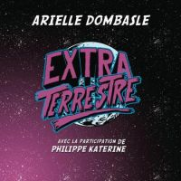 Cover Arielle Dombasle avec Philippe Katerine - Extraterrestre