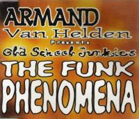 Cover Armand van Helden - The Funk Phenomena