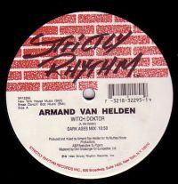 Cover Armand Van Helden - Witch Doktor