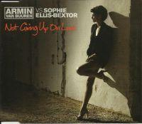 Cover Armin van Buuren vs Sophie Ellis-Bextor - Not Giving Up On Love
