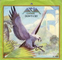 Cover Asia - Don't Cry