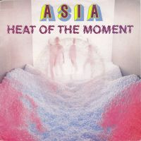 Cover Asia - Heat Of The Moment