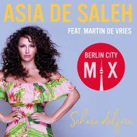Cover Asia de Saleh - Schwindelfrei