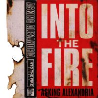 Cover Asking Alexandria - Into The Fire