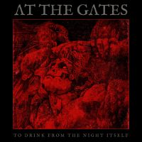 Cover At The Gates - To Drink From The Night Itself