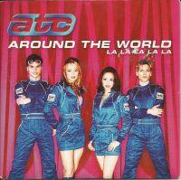 Cover ATC - Around The World (La La La La La)