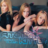 Cover Atomic Kitten - Eternal Flame