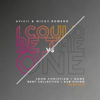 Cover Avicii vs Nicky Romero - I Could Be The One