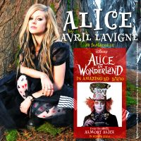 Cover Avril Lavigne - Alice